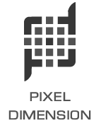 pixel dimension